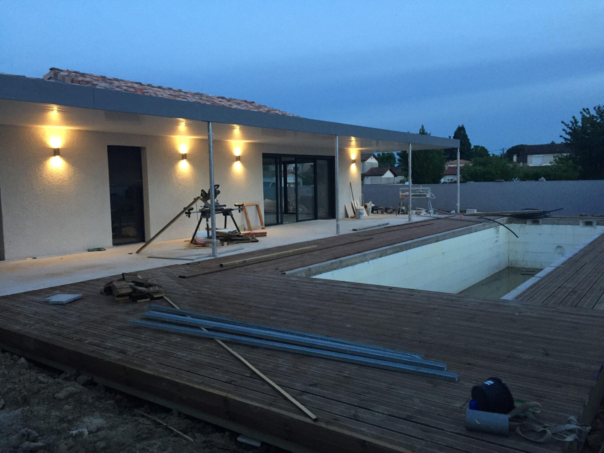 construction de maison langon